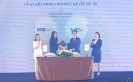 BIM Land và MGV ký kết hợp tác phân phối độc quyền dự án InterContinental Residences Halong Bay