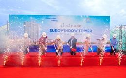 Eurowindow Garden City chính thức cất nóc chung cư cao cấp Eurowindow Tower