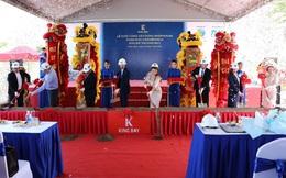 Lễ khởi công xây dựng 184 căn shophouse đầu tiên tại Khu đô thị King Bay