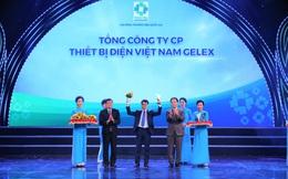 Thiết bị điện của GELEX tiếp tục được vinh danh Thương hiệu Quốc gia 2020