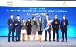 Chuỗi Mövenpick và Novotel của tập đoàn Accor sẽ có mặt tại NovaWorld Phan Thiet