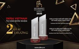 DKRA đón nhận bộ đôi giải thưởng danh giá Đông Nam Á