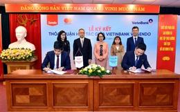 VietinBank hợp tác Sendo phát hành thẻ định danh eKYC