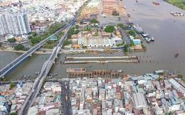 Bất động sản TP. Hồ Chí Minh thêm tín hiệu vui khi các dự án chống ngập sắp hoàn thành