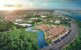 Giới đầu tư đón cơ hội lớn từ phân khu cửa ngõ đô thị Aqua City