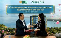 OCB ký kết hợp đồng tín dụng với Wyndham Lynn Times Thanh Thủy