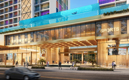 Shophouse khối đế Dolce Penisola Quảng Bình – mô hình kinh doanh triệu đô