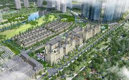 Hơn 500 villas, shop villas sắp xuất hiện tại KĐT Ciputra
