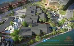 """Vườn Vua Resort & Villas ra mắt GĐ2 - biệt thự 5 sao """"Wyndham Vườn Vua Thanh Thủy"""""""