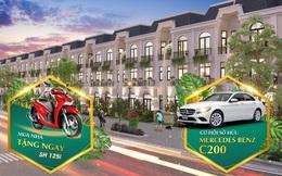Mua nhà sang - Trúng xe xịn lên đến 1,4 tỷ đồng tại La Villa Green City Long An