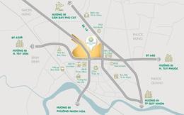 Thổi luồng gió mới cho mô hình khu đô thị kết hợp chợ thương mại