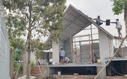 Giảm 30% chi phí xây sửa cơi nới với giải pháp từ tấm xi măng