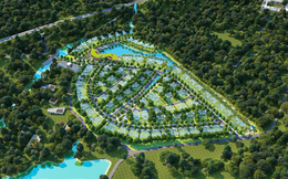 Khu biệt thự điền viên Yên Bình – Vườn xanh trong phố