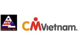 CMVietnam và Sông Đà 505 ký thỏa thuận hợp tác chiến lược