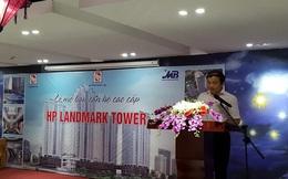 Mở bán căn hộ chung cư HP Landmark Tower