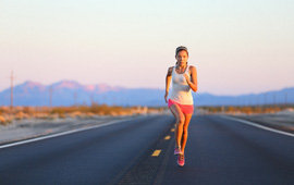 Thử bắt đầu chạy 10km mỗi sáng từ 5 giờ, tôi nhận ra, thể dục là liều thuốc thần có thể chữa trị mọi thứ