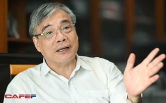 PGS. TS Trần Đình Thiên: Phải cứu doanh nghiệp giúp nền kinh tế đứng dậy được chứ không phải để tất cả cùng thoi thóp!