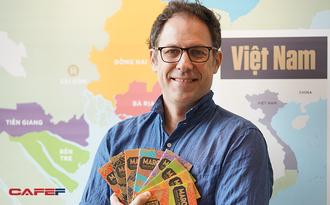 """Founder&CEO Marou - công ty socola """"ngon nhất thế giới"""": 10 năm khởi nghiệp ở Việt Nam đưa socola lên bản đồ thế giới, doanh số xuất khẩu năm 2020 tăng 50%"""