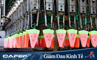 Dẫn đầu ngành kem với hơn 41% thị phần, Kido Foods (KDF) tiếp tục tăng trưởng 16% lợi nhuận quý đầu năm bất chấp COVID-19
