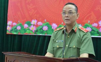 Ủy ban Kiểm tra Trung ương kỷ luật cảnh cáo Thiếu tướng Đặng Hoàng Đa