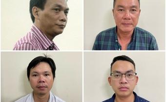 """Hàng loạt cán bộ bị khởi tố liên quan vụ 43ha """"đất vàng"""" ở Bình Dương"""