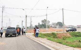 """Đấu giá đất """"trên trời"""", NĐT bỏ 46 lô đất ở vùng quê Thanh Hoá, chấp nhận mất tiền tỉ vì không thể """"lướt"""" cọc khi đất xì hơi"""
