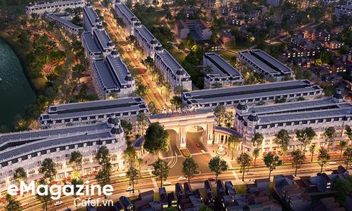 Danko City: Khu đô thị bên sông – Tâm điểm thịnh vượng của TP. Thái Nguyên