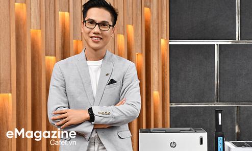 CEO Lê Tấn Thanh Thịnh: Từ quyết định đầu tư đồng bộ thiết bị văn phòng đến việc nâng cao chất lượng sản phẩm của BrandBeats!