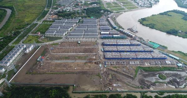 """Hai khu nhà ở thấp tầng tại Phước Kiển được bán nhà """"trên giấy"""""""