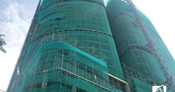 """Chủ dự án Panorama Nha Trang thông báo """"cưỡng chế"""" giàn cẩu tháp gãy đổ tại công trường và phản ứng gay gắt của tổng thầu Coteccons"""