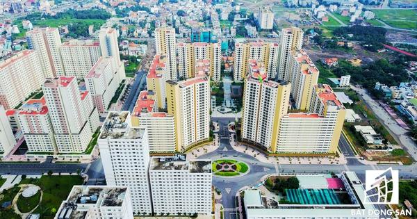 TP.HCM sẽ bán đấu giá 3.790 căn hộ, tổng trị giá 9.000 tỷ đồng tại Khu tái định cư Bình Khánh