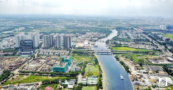 Bất động sản khu Nam Sài Gòn trong năm 2018 sẽ diễn biến ra sao?