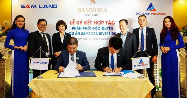 Đất Xanh Premium chính thức phân phối độc quyền Samsora Riverside