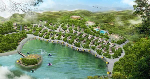 Bình Minh Land phân phối biệt thự Bản Xôi Village Ba Vì