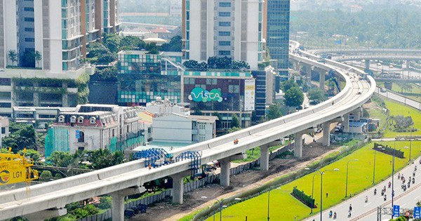 TP.HCM kéo dài metro số 1 đến Bình Dương, Đồng Nai