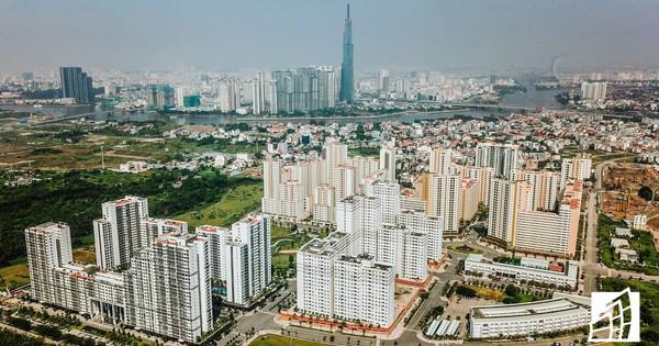 """Cận cảnh dự án New City tại Thủ Thiêm – nơi chủ đầu tư Thuận Việt doạ """"đuổi"""" cư dân ra đường ăn Tết"""