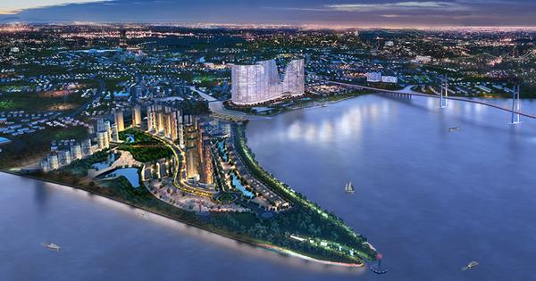 Bộ Xây dựng nói gì về siêu dự án 6 tỷ USD tại khu Mũi Đèn Đỏ – TP.HCM?