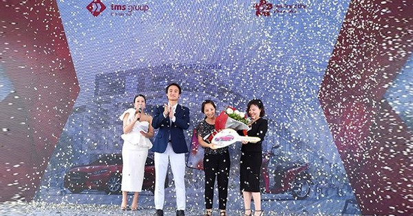 TMS Grand City Phúc Yên –dự án đắt giácủa BĐS ngoại tỉnh