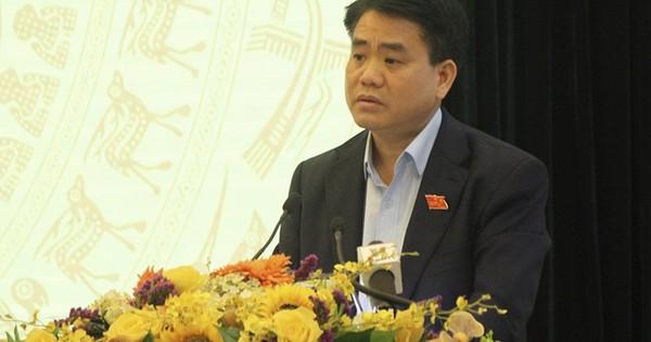 Chủ tịch Hà Nội nói gì về việc có quá nhiều nhà cao tầng dẫn đến ùn tắc giao thông?