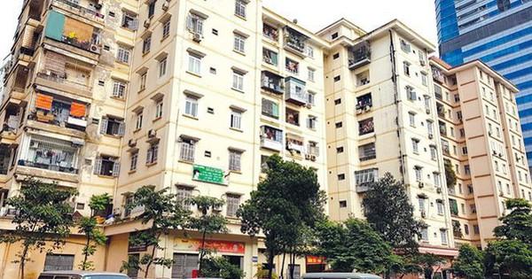 Hà Nội: Hơn nghìn căn hộ tái định cư bỏ hoang