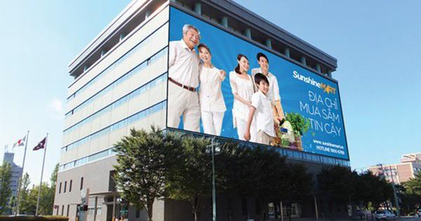 Khai trương siêu thị đầu tiên, Sunshine Group chính thức bước vào thị trường bán lẻ