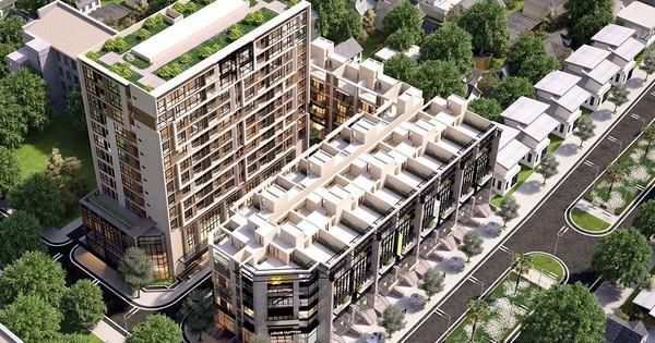 Khu vực nội đô Hà Nội có thêm dự án chung cư mới