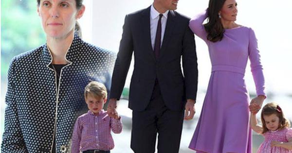Không phải Công nương Kate, đây mới là người phụ nữ ''quyền lực'' đối với Hoàng tử bé và Công chúa Charlotte