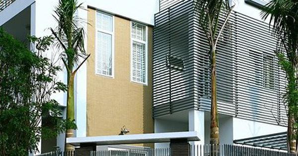 Dấu ấn kim loại trong kiến trúc hiện đại