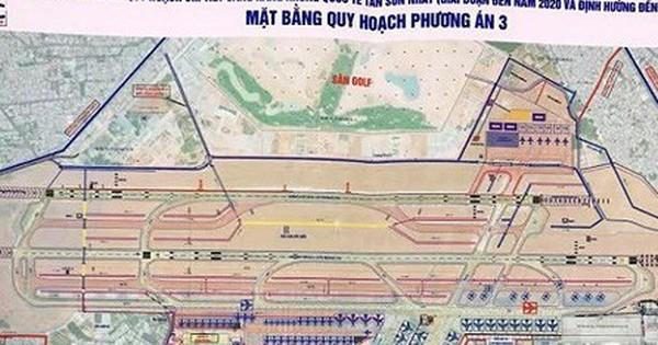 Khẩn trương phê duyệt điều chỉnh Quy hoạch Cảng HKQT Tân Sơn Nhất