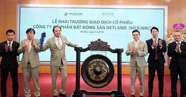 Đẩy mạnh phát triển dự án, Netland (NRC) ước lợi nhuận quý 3 đạt 50 tỷ đồng