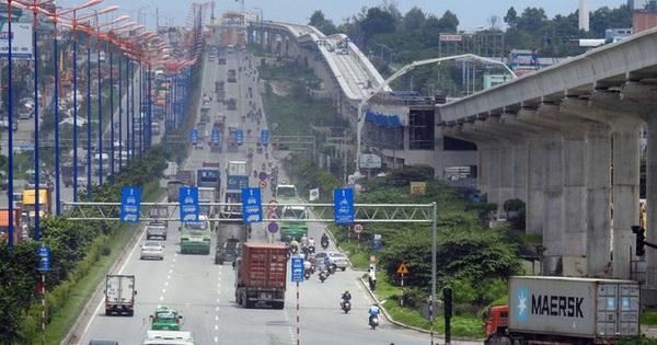 Lùi tiến độ hoàn thành tuyến metro số 1 Bến Thành – Suối Tiên thêm 2 năm