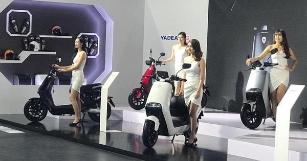 Xe máy điện YADEA G5 chính thức ra mắt tại Việt Nam, giá cao nhất gần 40 triệu đồng, cạnh tranh cùng VinFast Klara