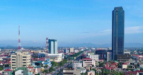 Đến 2020, Hà Tĩnh sẽ phát triển 17 đô thị