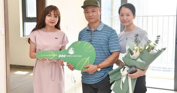FLC Green Apartment tưng bừng chào đón những cư dân đầu tiên